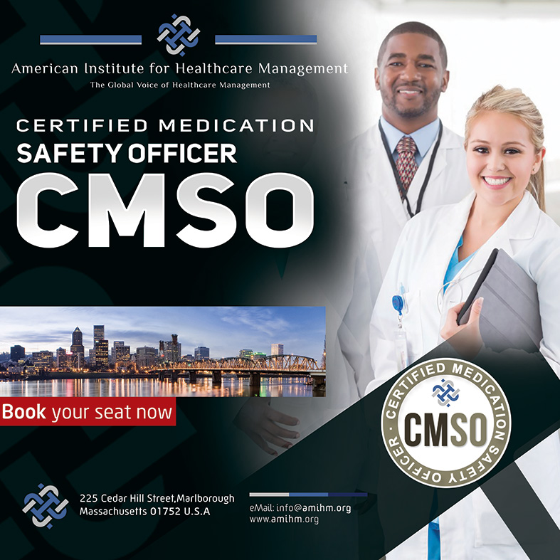 Certified Professional In Patient Safety Cpps American Institute